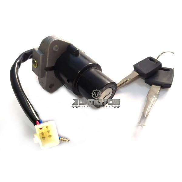 Canhão Ignição Yamaha DTR 125, DT 50 LC D – 5 Pinos