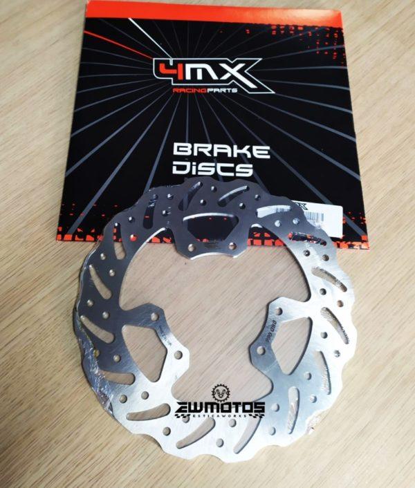 Disco Travão Fente 4MX DTR 125