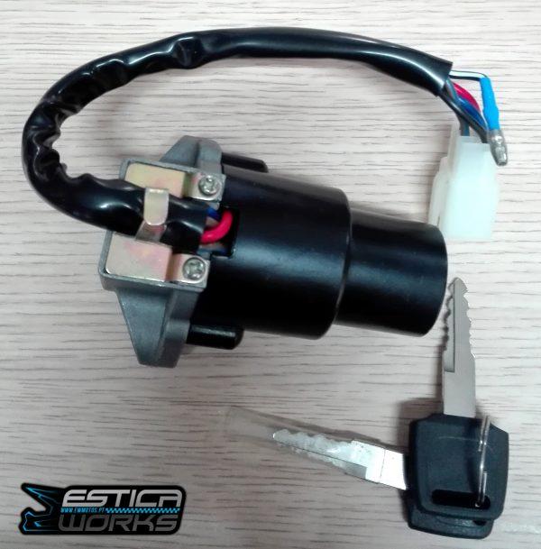 Ignição DTR 125, DT50LC OLD 2