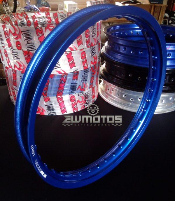 Aro Alumínio Azul 1.60 X 17 36 Furos – Enszo (2)