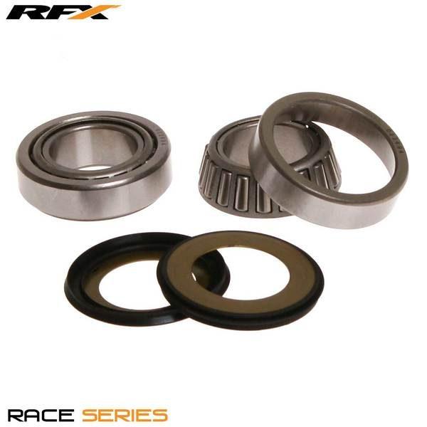 Kit Rolamentos Direção Honda CR125 250 90-92 CR500R 90-01 XR650R