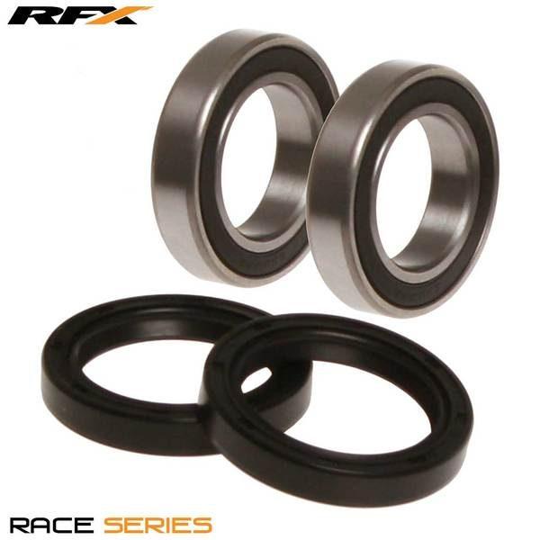 Kit Rolamentos Roda Frente Suzuki RM125250 01-08