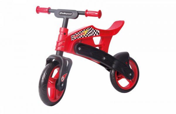 Bicicleta Polisport Vermelha Criança