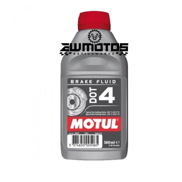 Motul DOT4 500ml