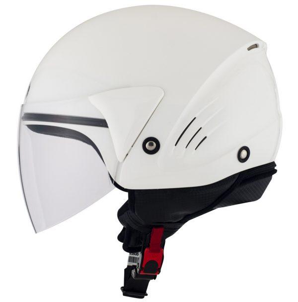 Capacete Kyt Cougar Plain White L (1)