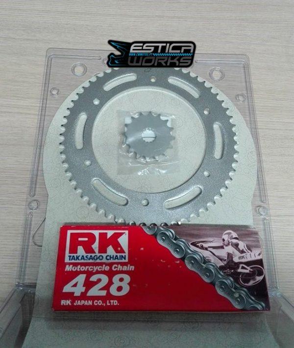 Kit Transmissão CHT DTR 125 (1)