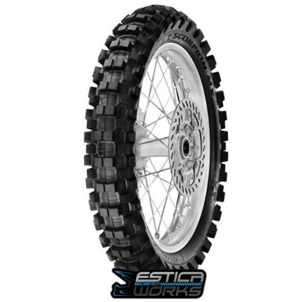 Pneu Trás Pirelli Scorpion MX Extra X 110-90-19 TT