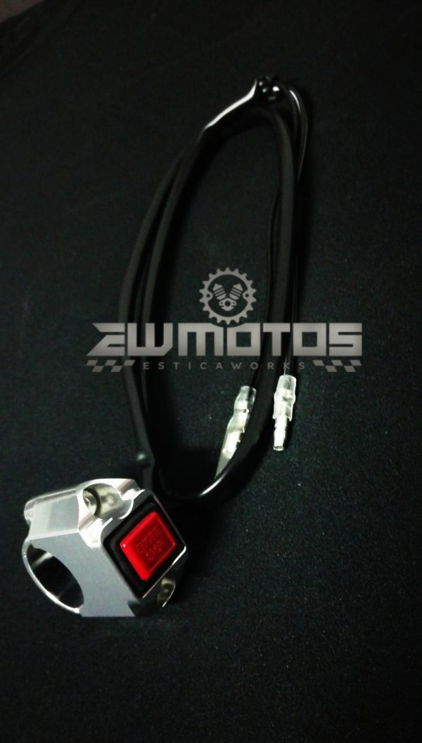 Corte Corrente Alumínio Yamaha YFZ (1)