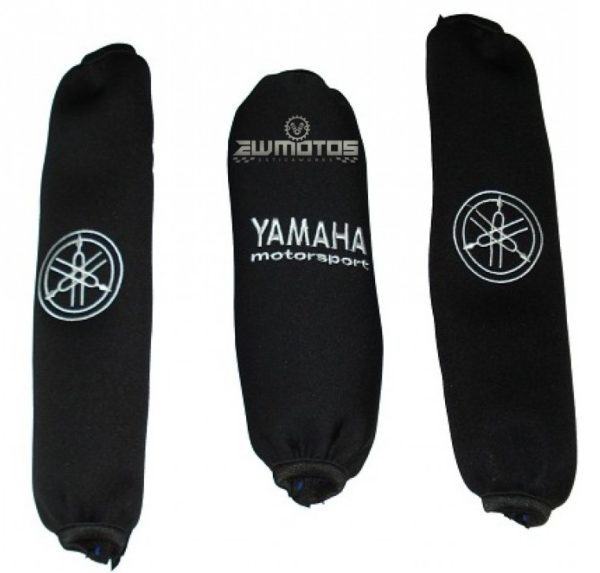 Capa Amortecedor Yamaha Warrior, Banshee, Blaster Preto