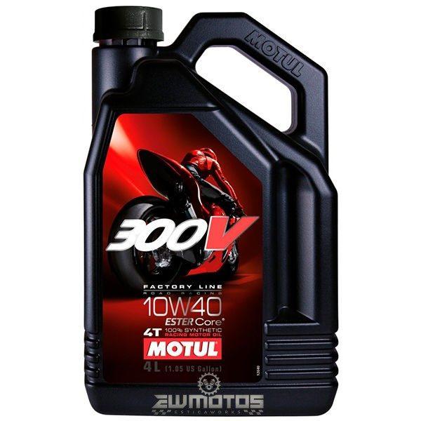 Motul 10w40 300V Factory Line Road Racing 4L