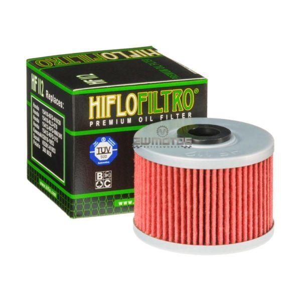 Filtro óleo hiflofiltro HF112