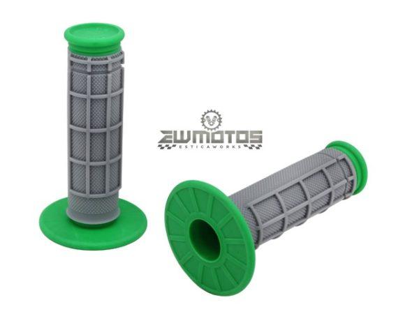 Punhos MX Dual Verdes