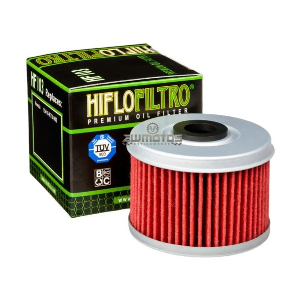 Filtro de Óleo Hiflofiltro HF103