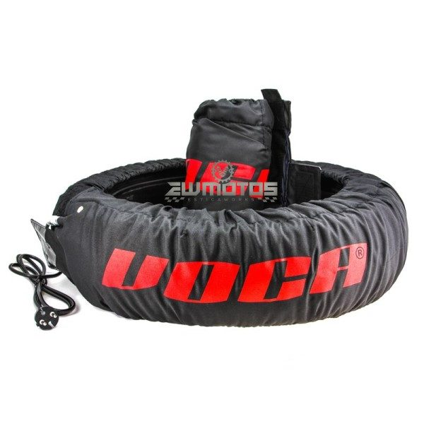 Mantas aquecedoras para pneus Supermoto-Superbike