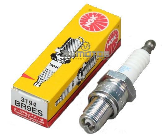 Vela NGK Solid BR9ES – 3194