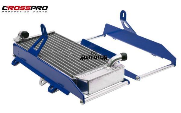 Proteção de Radiador CROSSPRO KTM 125-450 HUSQVARNA 125-450 HUSABERG 125-300