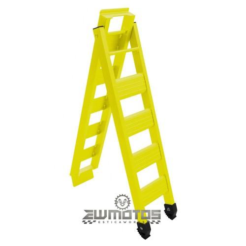 Rampa Dobrável Crosspro Amarela