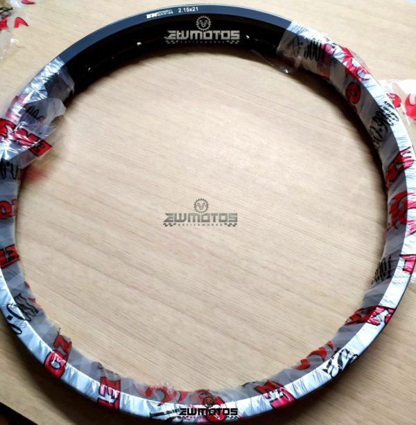 Aro Enszo 2.15×21 Alumínio Cinza – 36 Furos