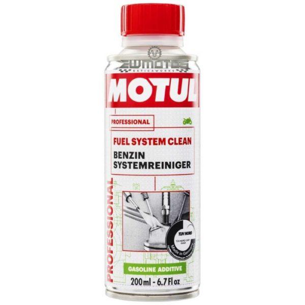 Motul Limpeza de Sistemas de Gasolina 200ml