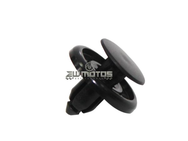 Rebites de Plástico ATV-QUAD 6,8x11x19,8mm (10 Unidades)