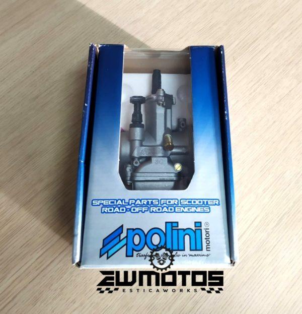 Carburador Polini Tipo PWK 30MM