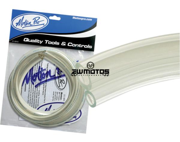 Tubo Gasolina Transparente Premium – Motion Pro