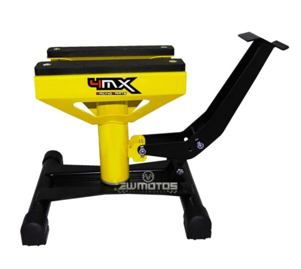 Cavalete 4MX Dirtbikestand Amarelo