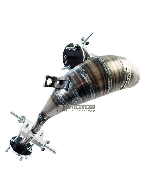 Kit Reparação Balão Escape 2T 4MX