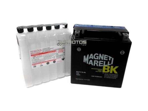 Bateria Magneti Marelli MOTX16-BS