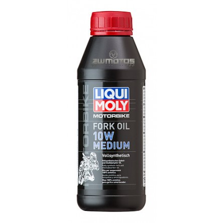 Óleo Liqui Moly Fork Oil 10W Medium 500ML