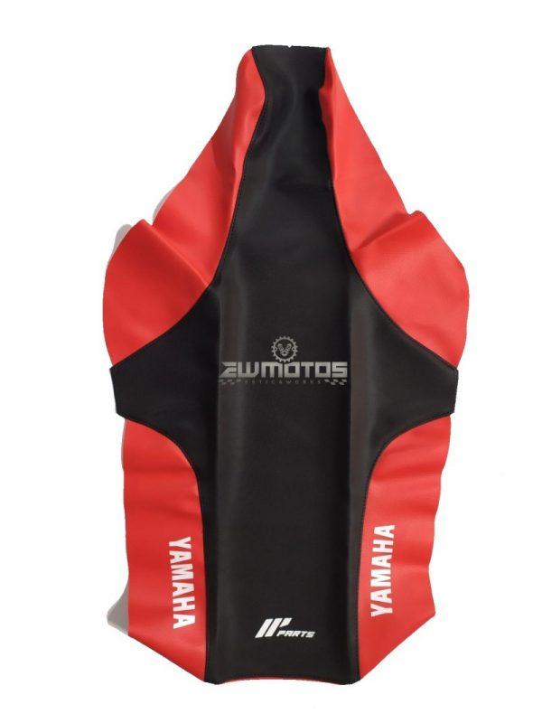 Capa Selim Antiderrapante Yamaha DTR 125 Vermelho – HP