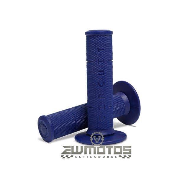 Punhos Circuit IV Azul com Arame