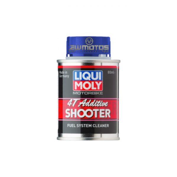 Aditivo Liqui Moly Shooter 4T – 80ML ( Carburadores e Injetores )