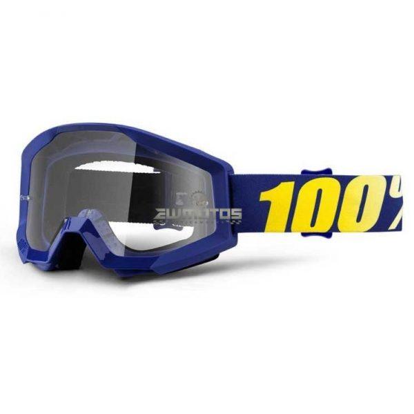 Óculos 100% Strata Hope Lente Transparente