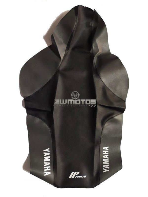 Capa Selim Yamaha DT 50 Cinza-Preto – HP (1)