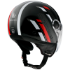 Capacete MT Street Scope D5 Gloss Red (1)