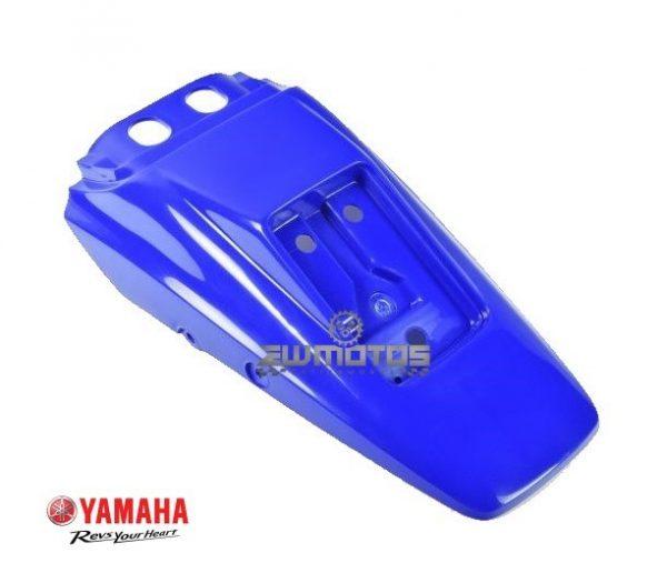 Guarda Lamas Trás Yamaha Azul DTX DTRE 125