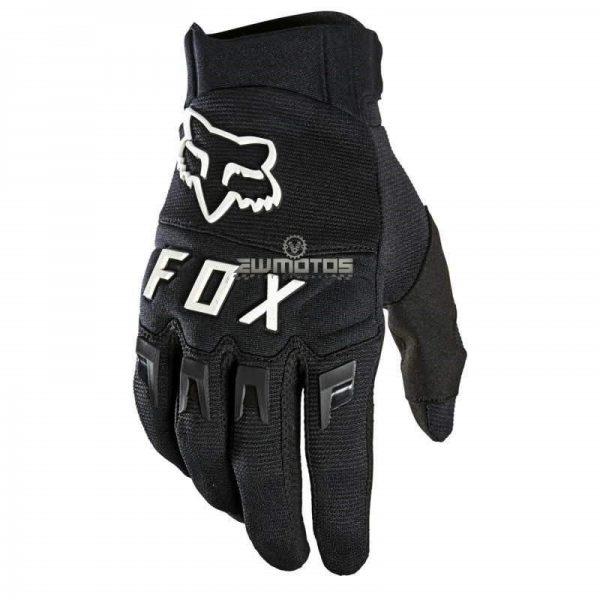 Luvas FOX 2021 Dirtpaw BlackWhite (2)