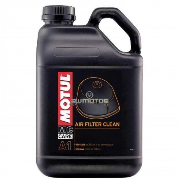 Líquido Limpeza Filtros de Ar MOTUL A1 Air Filter Clean – 5L