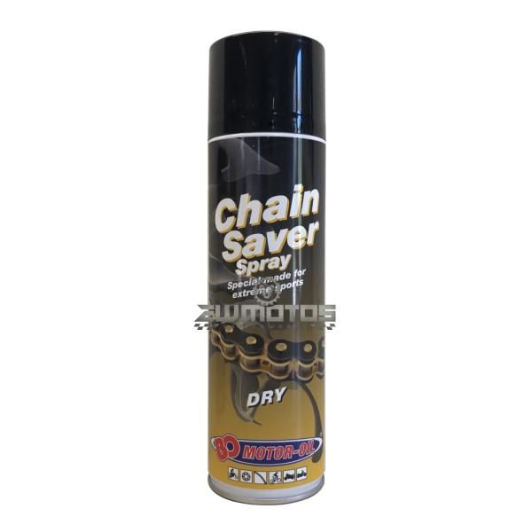 Lubrificante Corrente Chain Saver Dry 500ml – BO Motor Oil