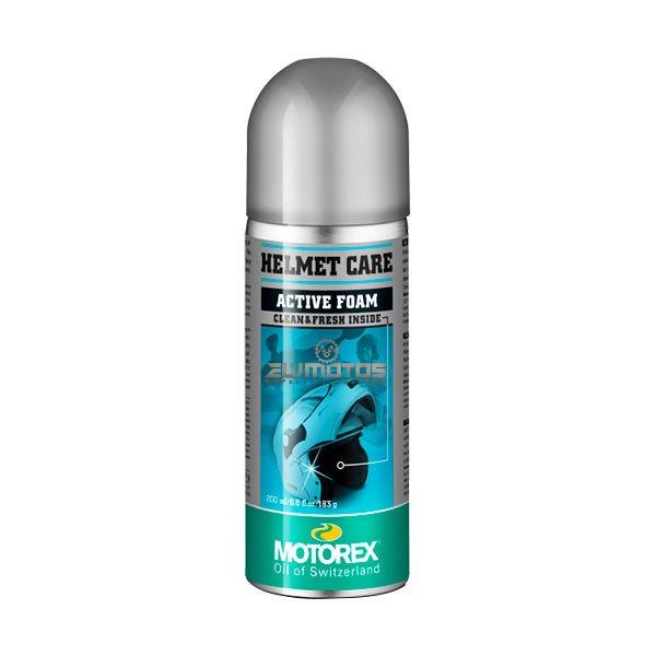 Spray Helmet Care 200ml – Motorex