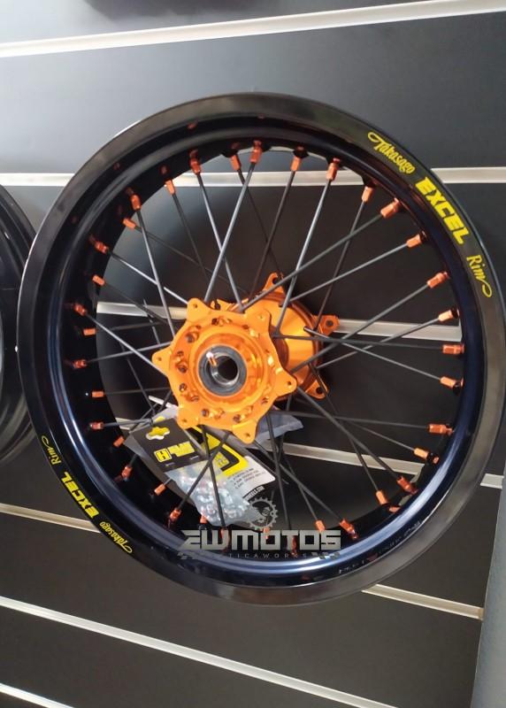 RODAS TRÁS SM KTM EXC 250