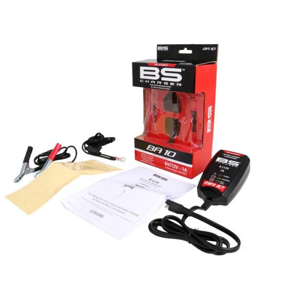 Carregador Baterias BS BA10 6V12V – 1000MA (1)