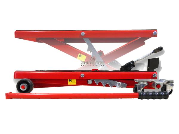 Cavalete Hidráulico Tesoura c Rodas ATV MOTO 4 (2)