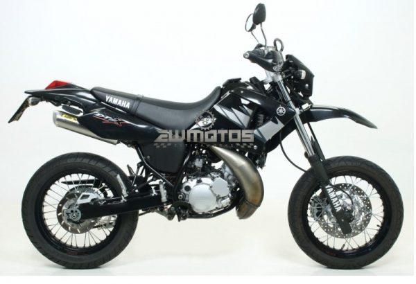 Balão Escape Yamaha DTX DTRE DTR 125 Homologado – ARROW