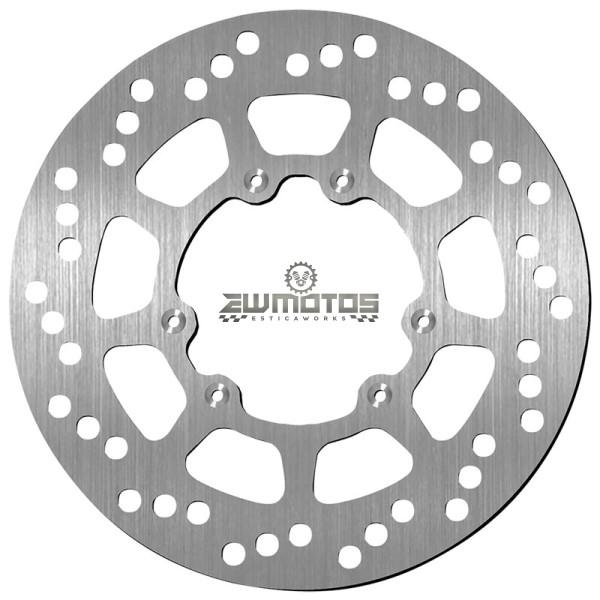 Disco Travão Frente Yamaha DTR 125 – SBS (1)