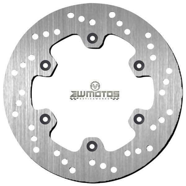 Disco Travão Trás Yamaha DTR 125 – SBS (2)