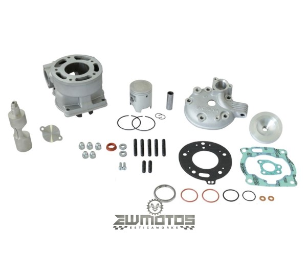 Kit Cilindro Yamaha DTR 125 D56 (125CC) – ATHENA
